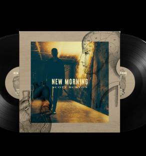 New Morning Vinyl